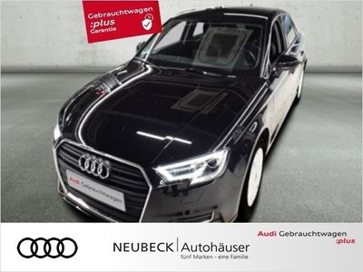 gebraucht Audi A3 Limousine Design 2.0 TDI EU6 NAVI AKH TEMP