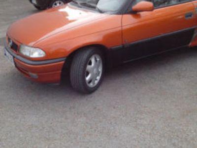begagnad Opel Astra Cabriolet 1.8i guter Zustand 8 fach Alubereif