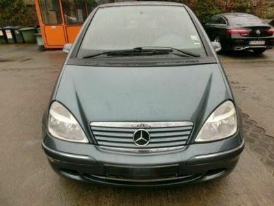 gebraucht Mercedes A140 A 140ELEGANCE Lang Rest Rüv Klima