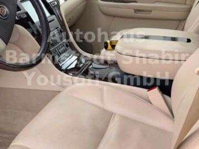 gebraucht Cadillac Escalade 6.2 V8 Platinum
