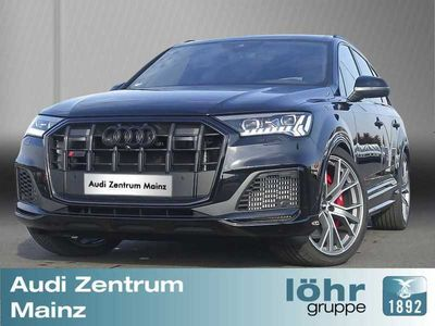 gebraucht Audi SQ7 TDI quattro tiptronic