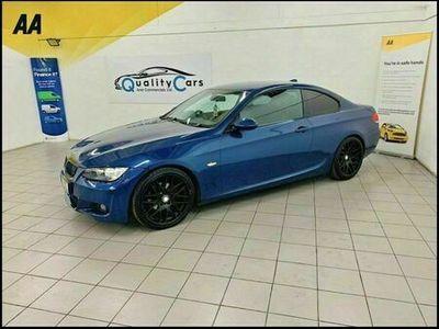 gebraucht BMW 320 i M-paket *RechteLenkrad