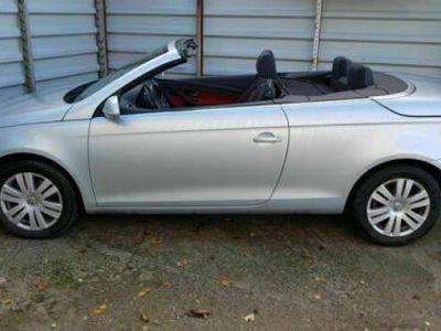 gebraucht VW Eos 2.0 FSI Panoramadach*Klima*Tüv:05/2019*