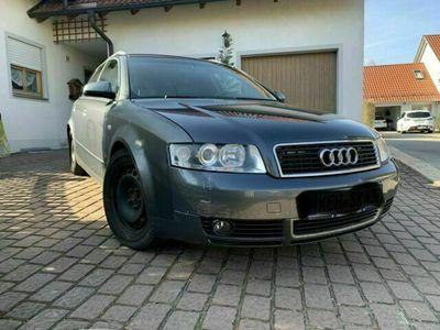 gebraucht Audi A4 B6 2.5 TDI QUATTRO