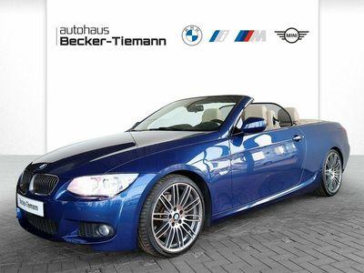 gebraucht BMW 330 Cabriolet d M Sport Harman/Kardon Navi Prof.