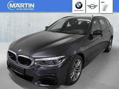 gebraucht BMW 530 i xDrive Touring M Sportpaket Head-Up Adapt.LED Pano.Dach Komfortzg.