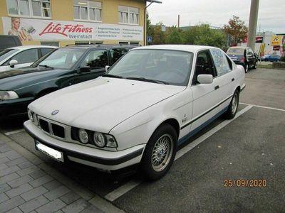gebraucht BMW 518 E34 i in alpin-weiss TÜV 1,5 J. 16...