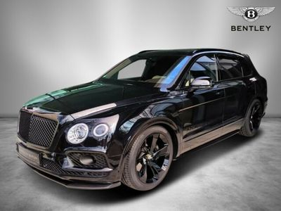 gebraucht Bentley Bentayga V8 Black Line, AHK,NAIM
