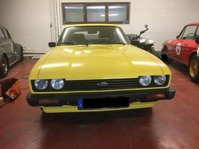 gebraucht Ford Capri Ghia