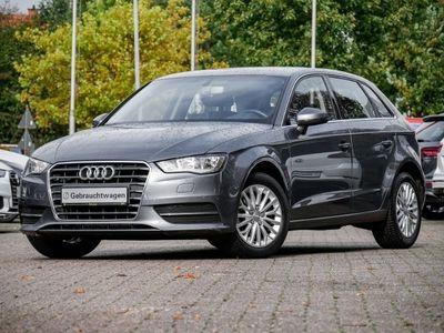 gebraucht Audi A3 Sportback Ambiente 2.0 TDI Navi Sitzh. Klimaaut.