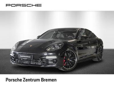 gebraucht Porsche Panamera GTS Leder Schiebedach Bose Sport Design
