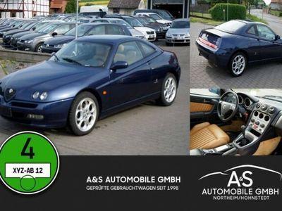 gebraucht Alfa Romeo GTV 2.0 T.Spark Leder Klima
