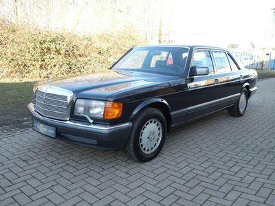 używany Mercedes 560 SEL