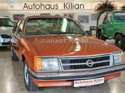 gebraucht Opel Commodore C 2.5 S BERLINA*1.Hd*Servo*SHD*TOP