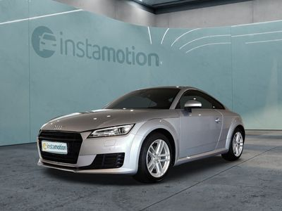 gebraucht Audi TT TTCoupι 2.0 TFSI Xenon S-tronic Alcantara PDC