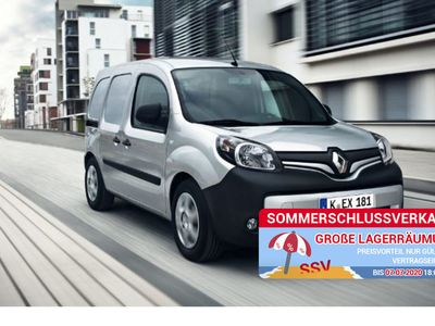 gebraucht Renault Kangoo Rapid Basis BLUE dCi 95 in Achern