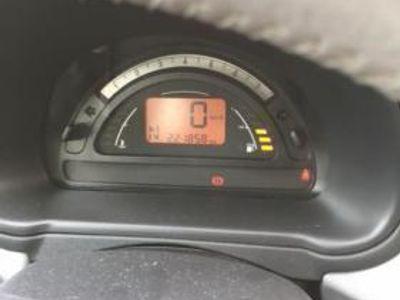 gebraucht Citroën C3 1.6i Automatik BJ2003 schwarz