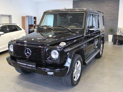 gebraucht Mercedes G500 L 7G-TRONIC°HARMAN-KARDON°COMAND°AHK