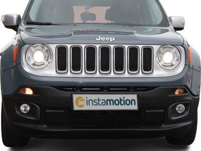 gebraucht Jeep Renegade RenegadeLimited 20L 4WD NAVI-XENON-SZHZ