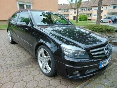 gebraucht Mercedes CLC200 Kompressor Xenon 113000km