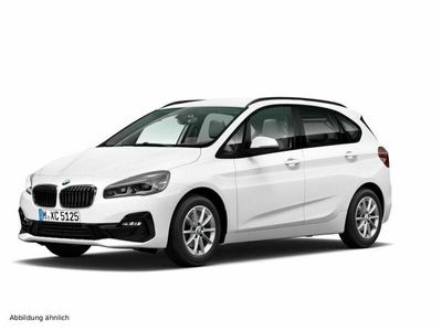 gebraucht BMW 218 Active Tourer 2er-Reihe dA Sport-Line LED Navi RFK HUD CD HiFI