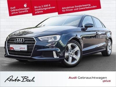 gebraucht Audi A3 Limousine sport 1.5TFSI Stronic Navi Xenon GRA EPH