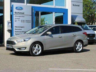 gebraucht Ford Focus Turnier Titanium
