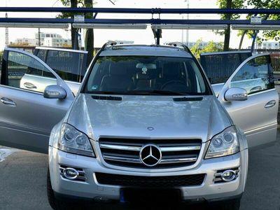 gebraucht Mercedes GL420 CDI 4 Matic 4+4 V8 Vollausstattung...