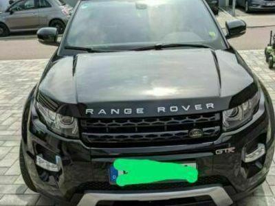 gebraucht Land Rover Range Rover evoque TD4 Aut. Dynamic