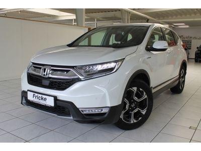 gebraucht Honda CR-V HYBRID Elegance Automatik Klimaaautomatik/PDC/Rückfahrkamera