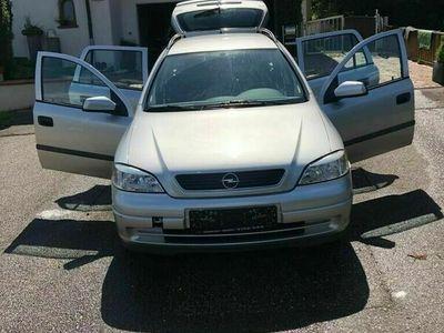 gebraucht Opel Astra 1.6 Caravan Comfort