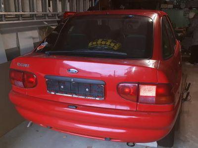 gebraucht Ford Escort CL
