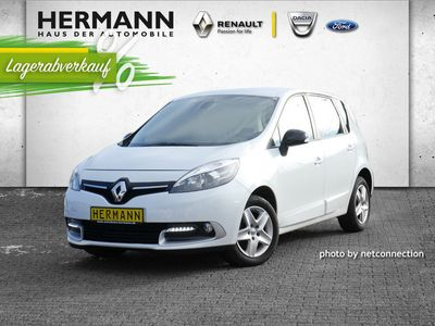 gebraucht Renault Scénic 1.2 TCe 115 Limited Energy NAVI EU6