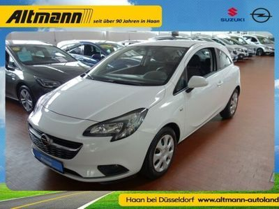 gebraucht Opel Corsa E Edition Sitzheizung