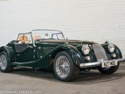 gebraucht Morgan Plus 8 Widebody, racing green, RHD