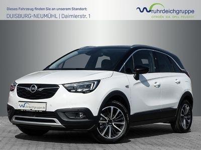 gebraucht Opel Crossland X INNOVATION Navi SHZ Klima