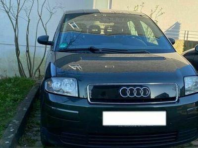 gebraucht Audi A2 1.4 als Kleinwagen in Solingen