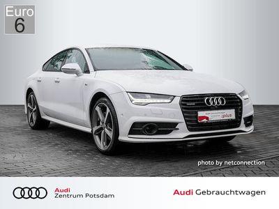 gebraucht Audi A7 Sportback 3.0TDI quattro S line LED NAVI BOSE