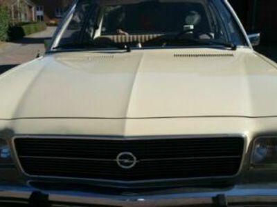 gebraucht Opel Rekord D 1700 mit H-Zulassung