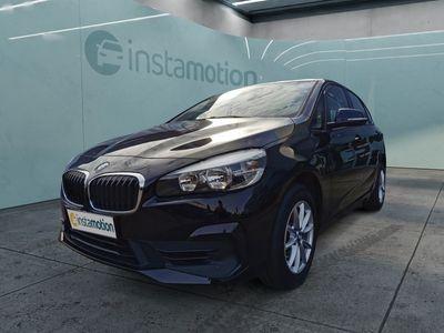 gebraucht BMW 218 Active Tourer 218 Active Tourer i Advantage EU6d-T Navi Temp Klima Park-Assistent