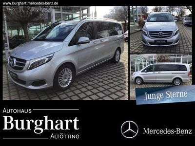 gebraucht Mercedes V220 d EDITION Lang Navi/LED V-Klasse EDITION