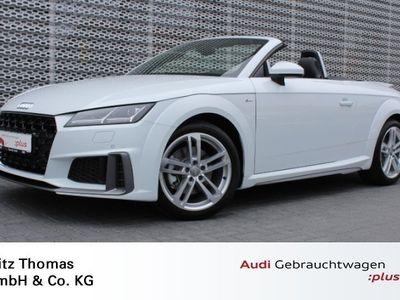 gebraucht Audi TT Roadster 40 TFSI S line Selection Alcantara
