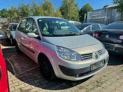 gebraucht Renault Scénic 1,9 dCi * KLIMA * TÜV & AU NEU * GRÜNE PL