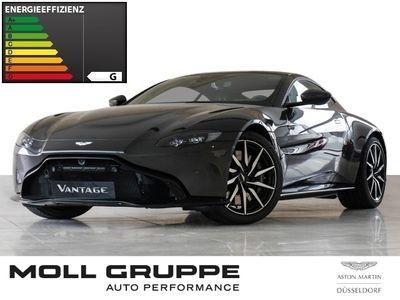 gebraucht Aston Martin Vantage Quantum Silver, Pure Black Alcantara