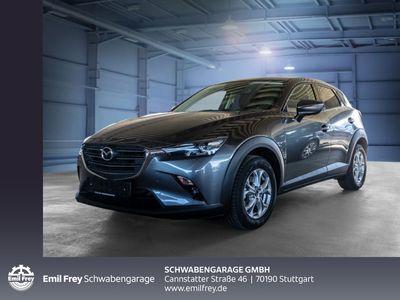gebraucht Mazda CX-3 FWD Drive Exclusive-Line Navi