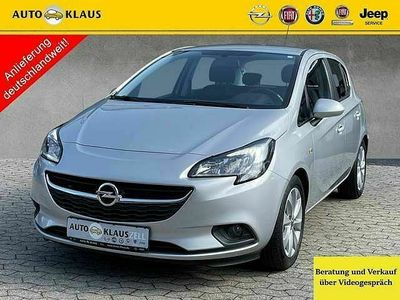 gebraucht Opel Corsa 1.2 Edition LM-Flegen Bluetooth Tempomat Klima