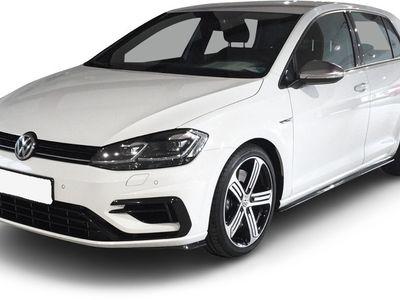 gebraucht VW Golf GolfR 2.0 TSI 4MOTION+KLIMA+NAVI+LED+PDC+SITZHZ