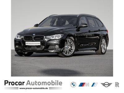 gebraucht BMW 335 d xDrive Touring Sport Line Automatic Head-Up