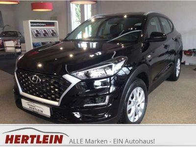 gebraucht Hyundai Tucson Trend 2WD 1.6 EU6d-T,Navi