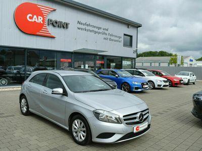 gebraucht Mercedes A200 BlueEfficiency/ PDC/ NAVI/ KLIMAAUTOMATIK